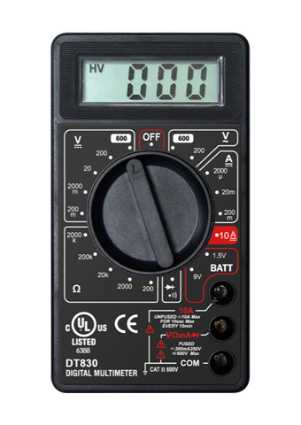 Picture of all-sun DT830