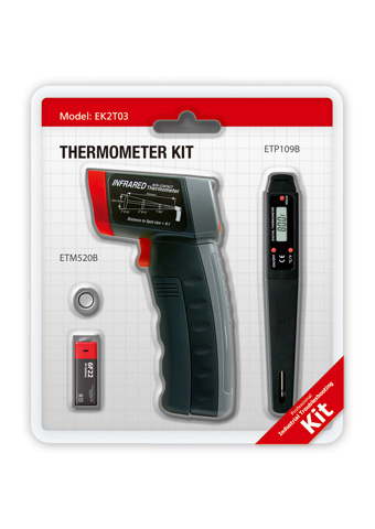 Picture of EK2T03, THERMOMETER KIT