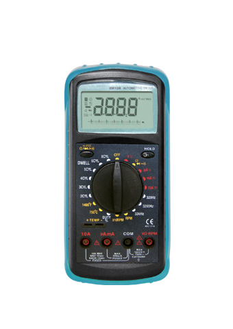Picture of EM128, 11 Functions Automotive Digital Multimeter