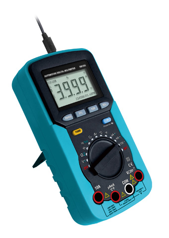 Picture of EM130USB, AUTOMOTIVE MULTIMETER