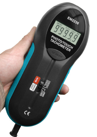 Picture of EM2236, PHOTO/TOUCH TACHOMETER