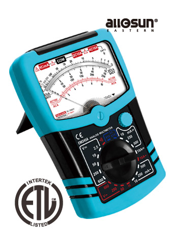 Picture of EM345C, ETL marking, ANALOG MULTIMETER