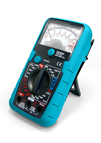Picture of EM365A, ANALOG MULTIMETER