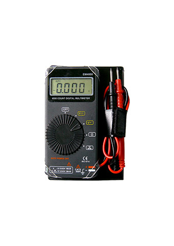 Picture of EM4000, POCKET SIZE MULTIMETER