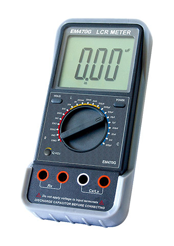 Picture of EM470G, LCR Meter