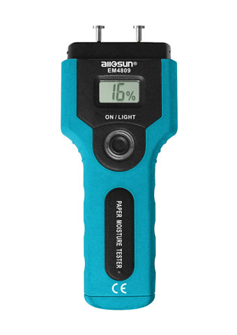 Picture of EM4809, Paper Moisture Tester