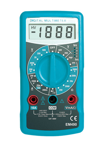Picture of EM490, Digital Multimeter  EM490 Series