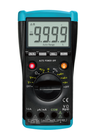 Picture of EM616, DIGITAL MULTIMETER